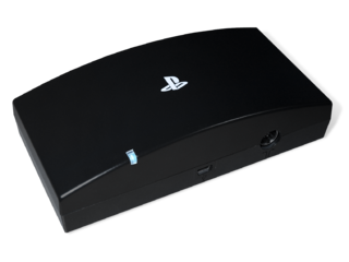 PlayTV HDTV/DVR add-on unit for the PlayStation 3