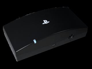 PlayTV HDTV/DVR add-on unit for the PlayStation 3