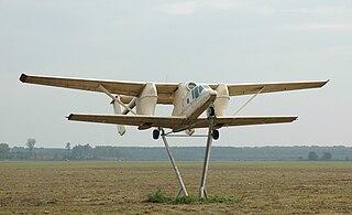 PZL M-15 Belphegor Polish jet-powered biplane