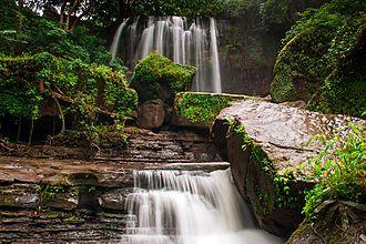 Pangkajene and Islands Regency - Padang Lampe Waterfall