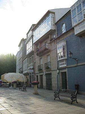 Padrón - Image: Padron, Galicia, Spain