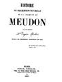 Page du livre Histoire et description naturelle de la commune de Meudon.png