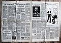 """Pagina 2 & 3 Nederlands (NSB) Nationaal socialistisch Weekblad """"Volk En Vaderland"""" 31 Mei 1940.jpg"""