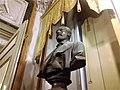 Palazzo Doria-Tursi Genova - Salone di Rapprensentanza - Busto Mazzini.jpg