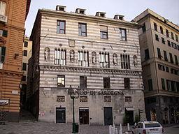 Palazzo Giacomo Spinola Genova