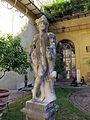 Palazzo medici riccardi, giardino, statua 04.JPG