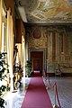 Palazzo pfanner, salone con quadrature di pietro paolo scorsini, 1720-30 ca. 02.jpg