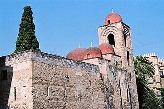 1130s in architecture - Image: Palermo San Giovanni bjs 2