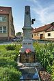 Památník obětem první světové války, Knínice u Boskovic, okres Blansko.jpg