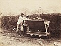 Panama Canal - Jamaicains travaillant au decauville.jpg