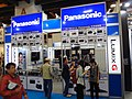 Panasonic booth, TIPMEE 20171014.jpg