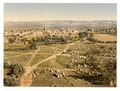 Panoramic view taken from The Tower of the Forty Martyrs, Ramleh, Holy Land, (i.e., Ramlah, Israel)-LCCN2002725050.tif