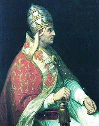 Pope Urban V - Image: Papa Urbanus Quintus