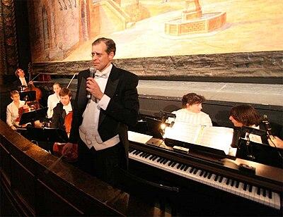 Rick Benjamin (conductor) - Wikipedia