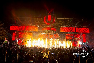 Ultra Music Festival - Ultra 2015 mainstage