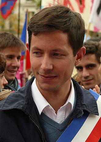 2019 European Parliament election in France - Image: Paris La Manif pour Tous 20141005 43 (cropped)