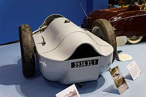 Paris - Retromobile 2012 - La Comète - 1932 - 002.jpg