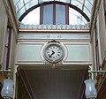 Paris - passage du Bourg-l'Abbé - horloge.jpg