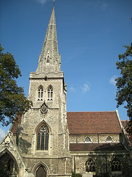 Parish Church Of St Edward The Confessor.JPG