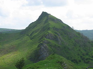 Parkhouse Hill mountain in United Kingdom