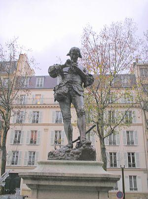 Adrien Étienne Gaudez - Image: Parmentier Neuilly