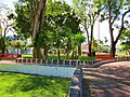 Parque de los Caimanes, uno de los principales del centro de Chetumal. - panoramio.jpg