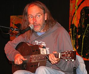 Charlie Parr - Parr at the Mid West Music Fest