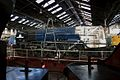 Partly undressed- 'Tornado' on the turntable at Barrow Hill, Chesterfield. - panoramio.jpg