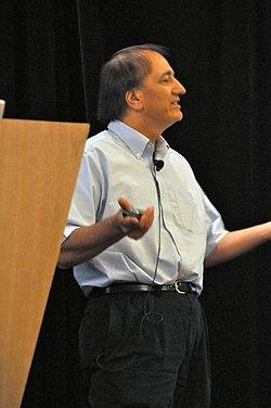 Pat Hanrahan Tableau Customer Conference 2009.jpg