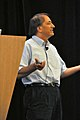 Pat Hanrahan Tableau Customer Conference 2009.jpg