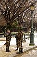 Patrol paratroopers foreign legion paris notre dame.jpg