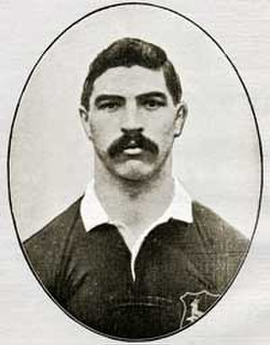 History of the South Africa national rugby union team - Paul Roos, Springbok captain of the team that toured the British Isles in 1906.
