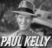 Paul Kelly a Tarzan's New York Adventure (1942)