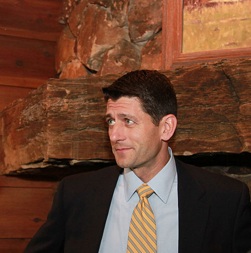 Paul Ryan at Utah fundraiser 2012