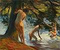 Paul Schad-Rossa - Drei badende Frauen.jpg