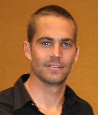 Paul Walker - Walker at a convention in February 2006