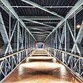 Pedestrian bridge at Disney Springs (27439941240).jpg