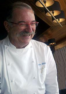 Pedro Subijana Spanish chef