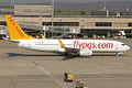 Pegasus Airlines, TC-IZB, Boeing 737-86J (16270126409).jpg