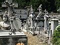 Pegli cimitero grravejard.JPG