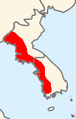 Pelophylax chosenicus map.png