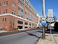 Pennsylvania Route 842 eastern terminus.jpg