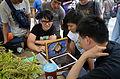 People Playing Hearthstone in ATT 4 FUN Plaza 20160430d.jpg