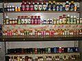 Perfume bottles at a store in Ooty.jpg