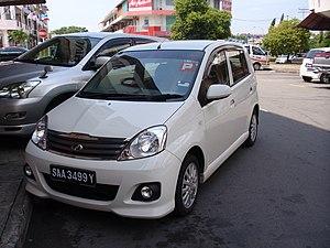 Perodua Viva - Perodua  Viva Elite in Malaysia