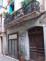 Perpignan ancienne devanture magasin chauffage1.jpg