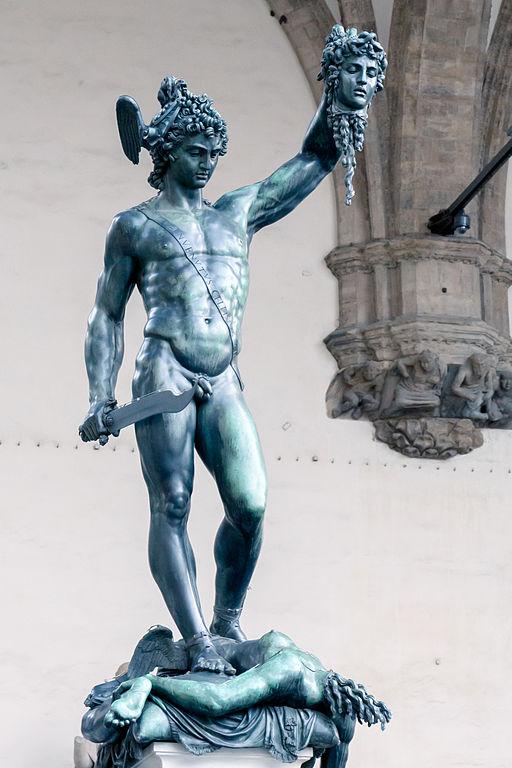 Perseus (Benvenuto Cellini) 2013 February