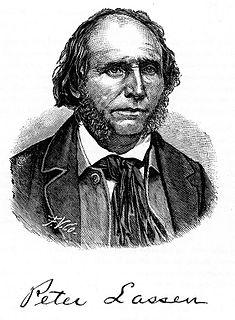 Peter Lassen American rancher and prospector