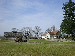 The Peter Smith Farm in Parkland, Washington
