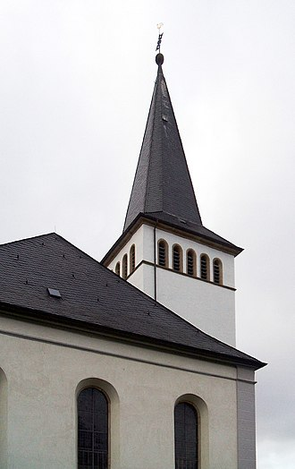 Albisheim - Image: Peterskirche Albisheim